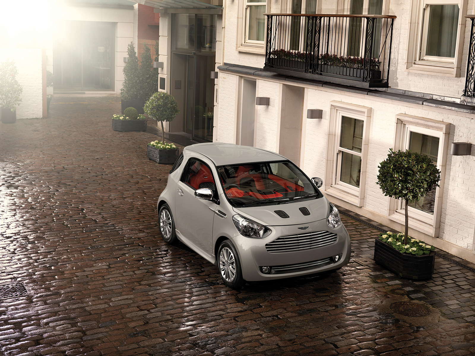 Aston Martin Cygnet – Luxury Subcompact to be Available Soon
