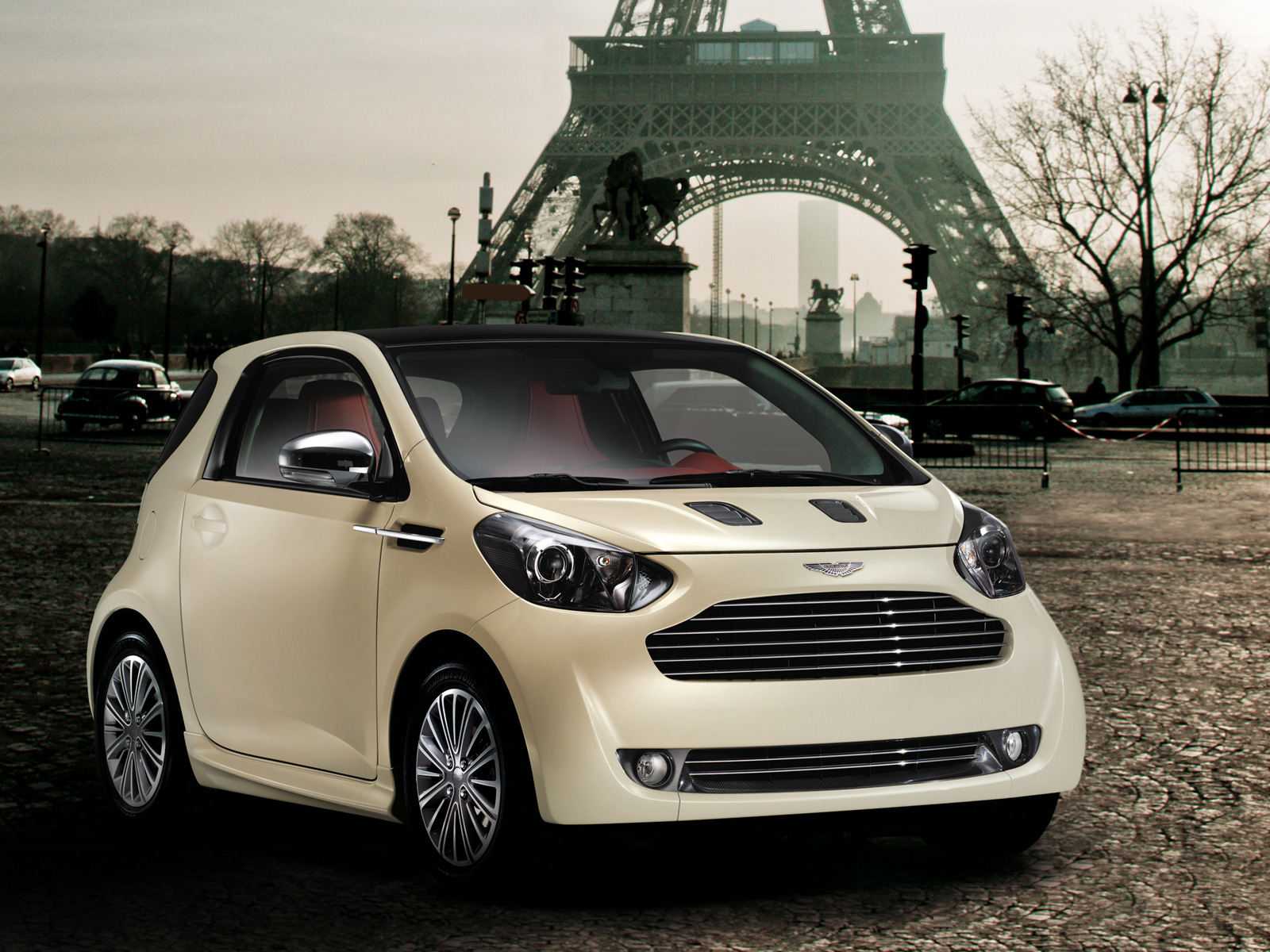 aston martin cygnet luxury subcompact to be available. Black Bedroom Furniture Sets. Home Design Ideas