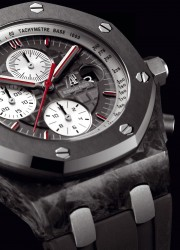 Audemars Piguet Celebrates 135th Anniversary with Royal Oak Offshore Jarno Trulli Chronograph