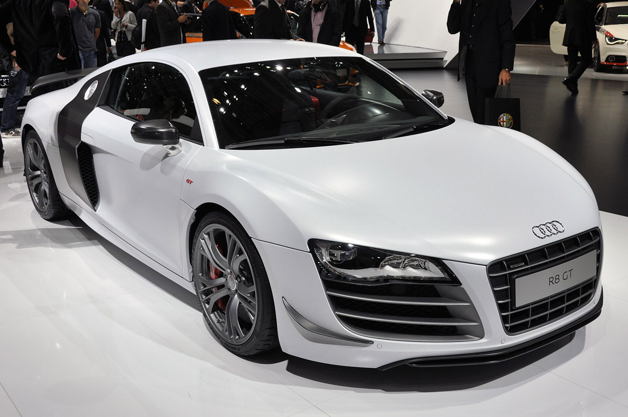 2011 Audi R8 Gt Audi S Most Expensive Model Extravaganzi
