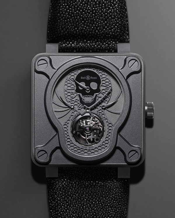 Bell & Ross BR01 Tourbillon Airborne Limited Edition Watch