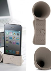 Bone Collection iPhone Unpowered Amplifier