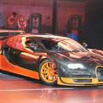Bugatti Veyron Super Sport – World's Fastest Car at the Paris Motor Show