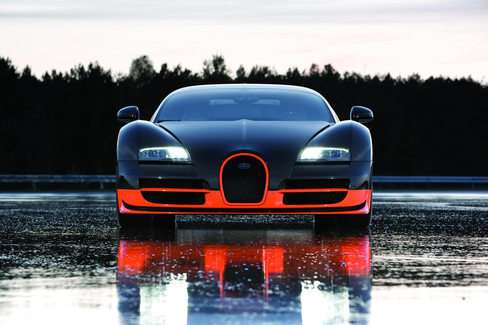 All Five Bugatti Veyron 16.4 Super Sports Sold