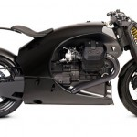 Grand Tourer Renard GT – Carbon Fiber Moto Guzzi Bike
