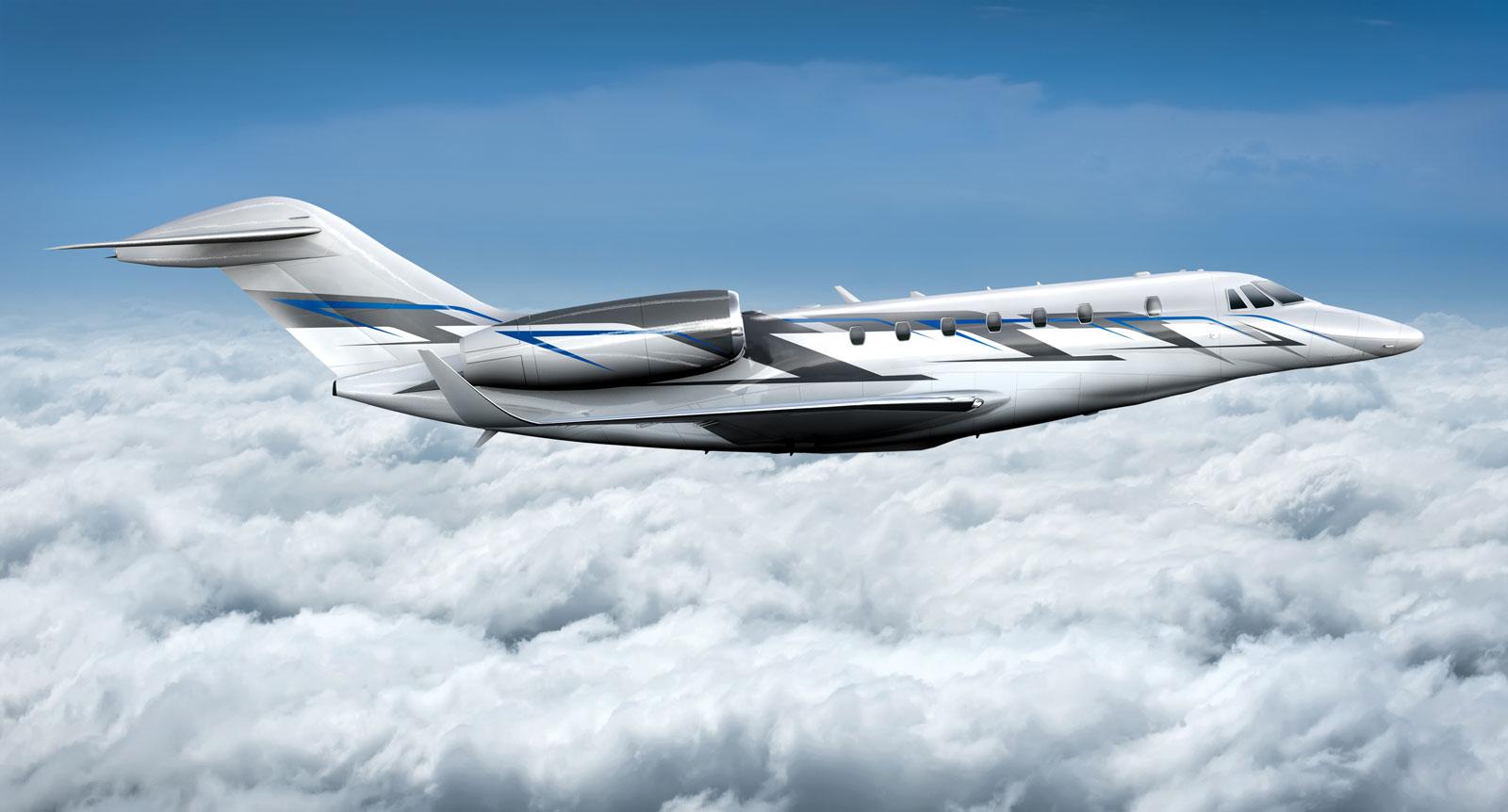 Cessna Announces Citation Ten Advanced Version Of The Citation X