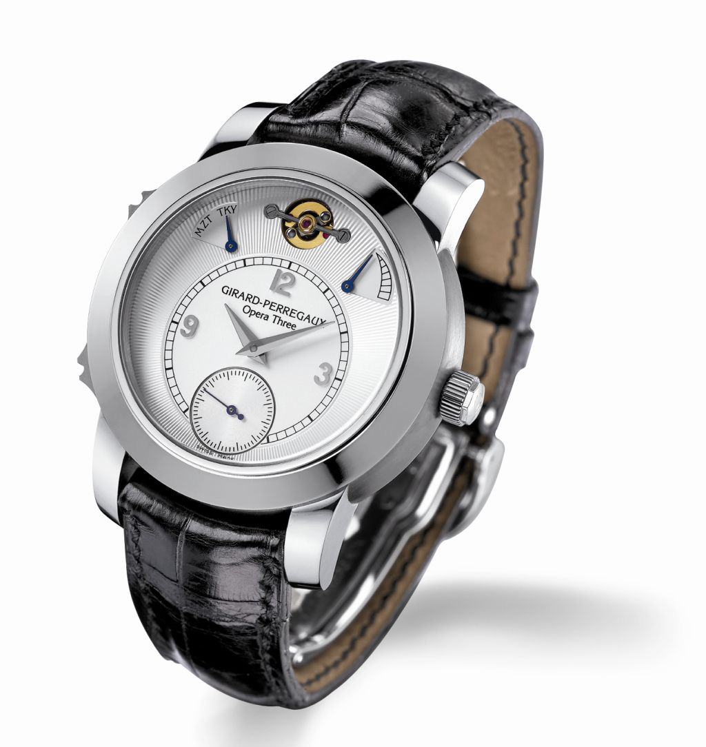 Girard-Perregaux Haute Horlogerie Opera Three Watch – Another Example of the Expensive Timepieces