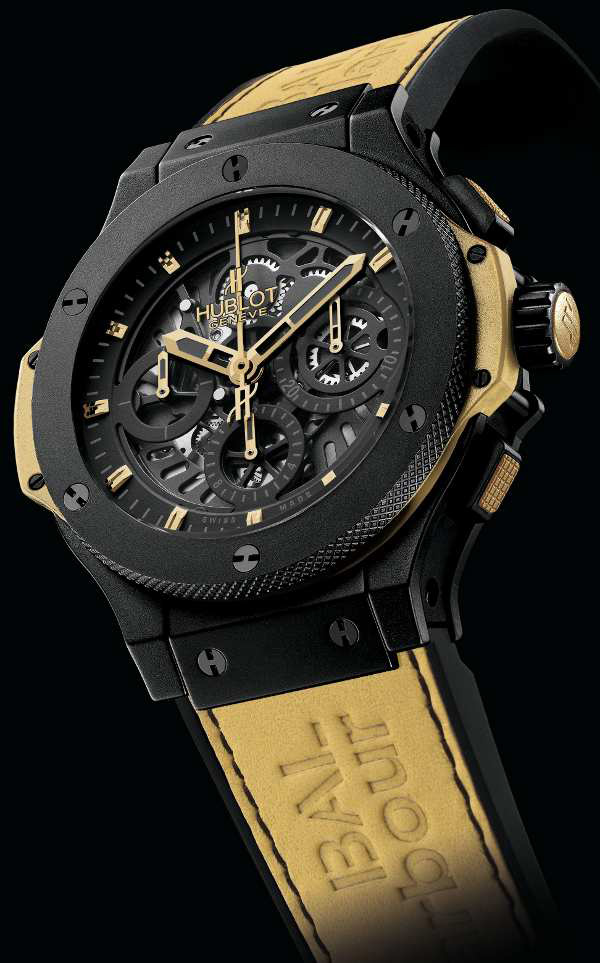 Hublot Unveil Two Limited Bal Harbour Watches for the First Hublot Boutique in the US