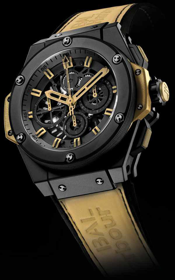 Hublot King Power Aero All Black Bal Harbour