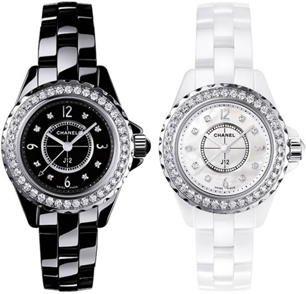 J12-in-high-tech-black-and-J12-white-ceramic-and-steel.-Bezel-set-with-40-diamonds