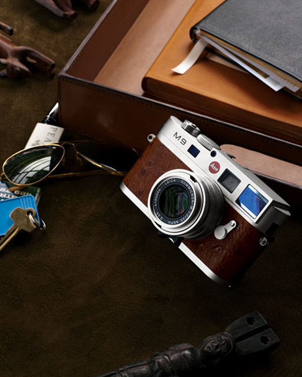 Leica M9 Neiman Marcus Limited Edition Camera &#8211; One of the Finest Cameras in the World