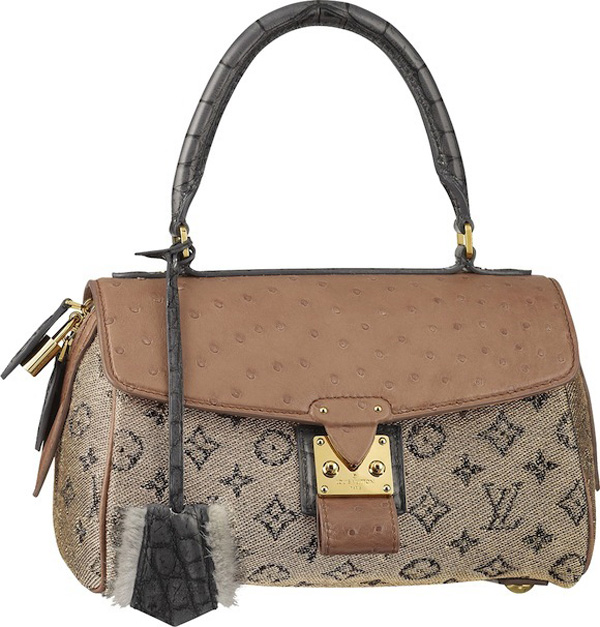 Louis Vuitton Monogram Comedie Carrousel Bag - 600 x 627  120kb  jpg