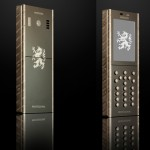 Mobiado Unveil Professional 105 Damascus Luxury Phone