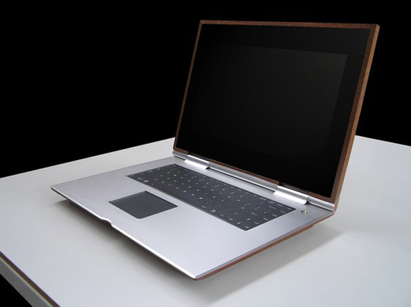 Munk Bogballe's Classic Bespoke Luxury Laptop