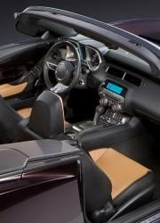 2011 Chevrolet Camaro Convertible in the Neiman Marcus Christmas Book 2010