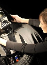 Original Darth Vader Costume up for Auction at Christie's in London