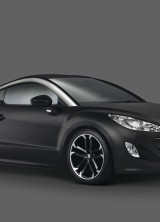 Limited Edition Peugeot RCZ Asphalt Gets a Stealth Makeover