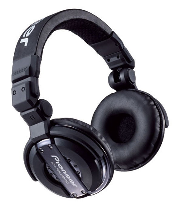 Pioneer Limited Edition HDJ-1000 Headphones