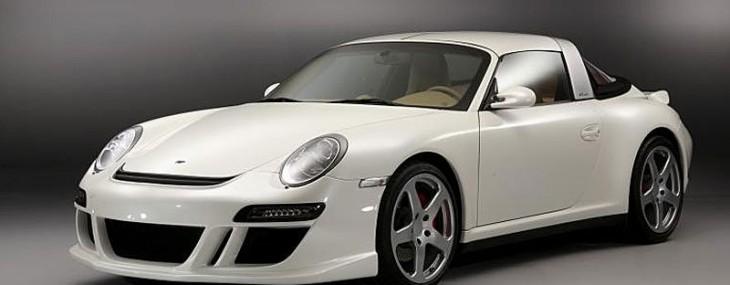 Ruf Porsche 911 Roadster – Inspired by Porsche's 1967 911 Targa