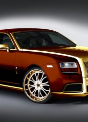 Rolls-Royce Ghost Diva by Fenice Milano – More Powerful Rolls Ever Built