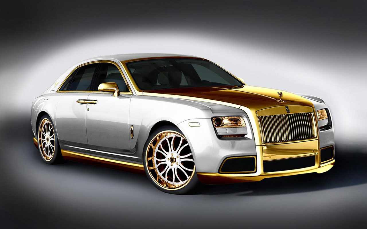 Rolls royce ghost diva by fenice milano more powerful for Rolls royce auto