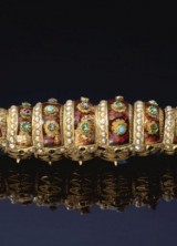 Rare Ethiopian Caterpillar – A 190 Year Old Bejeweled Automaton go under Sotheby's Hammer