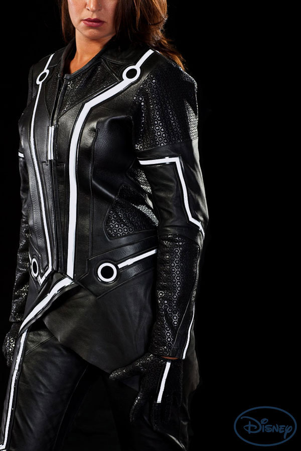 Tron Legacy - Quorra Motorcycle Suit