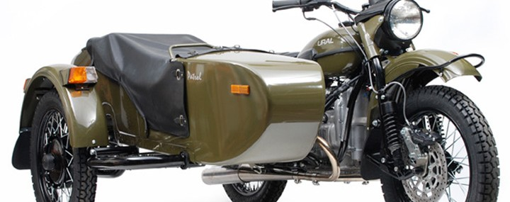 Ural Patrol T Motorcycle – Breath of Motorcycling Fresh Air
