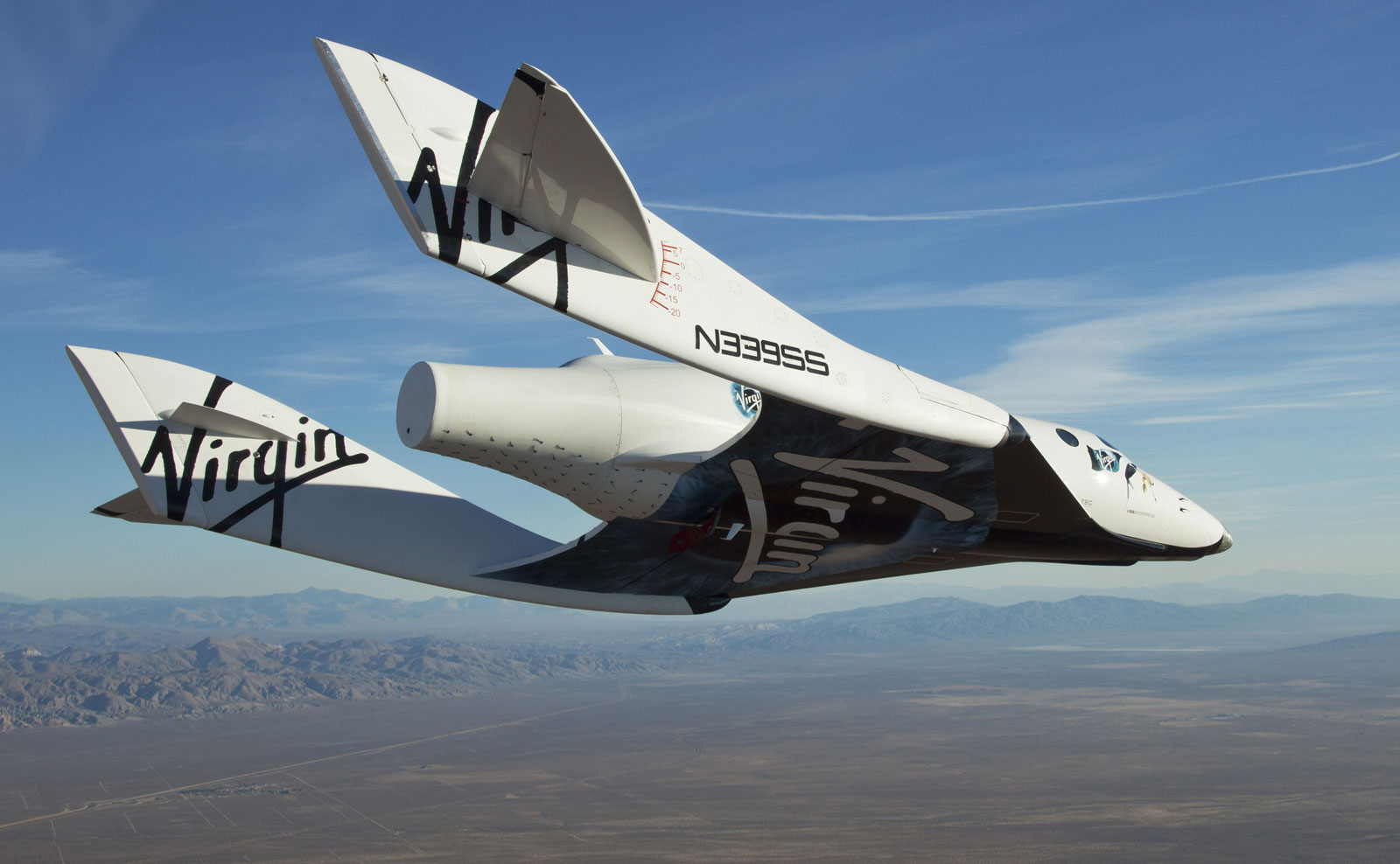 Virgin Galactic's VSS Enterprise