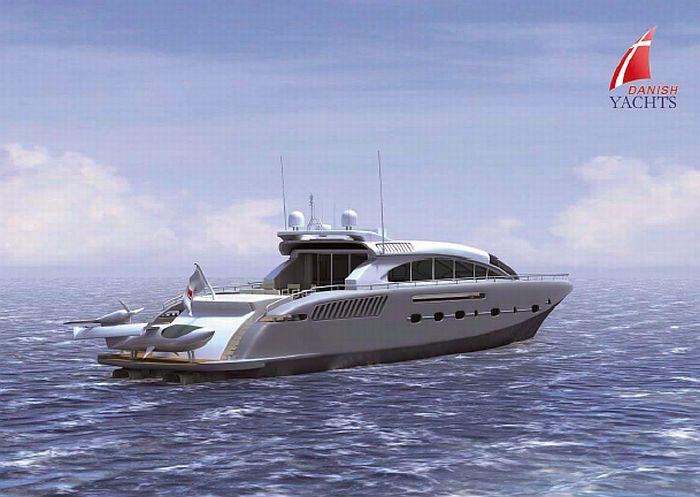 Danish Yachts' AeroCruiser 38 II