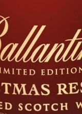 Ballantine's Christmas Reserve – a Seasonal Offering for Years to Come