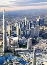 Atmosphere – the World's Highest Restaurant to Opne in Burj Dubai
