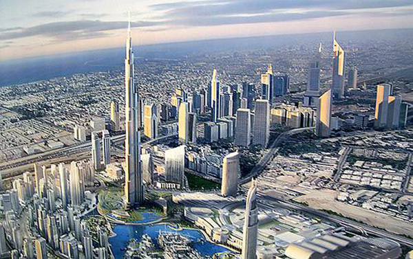 After the world's tallest Burj Khalifa, world's largest Dubai fountain and