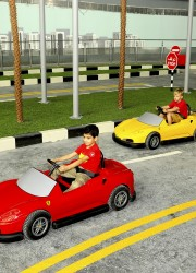 Ferrari World Abu Dhabi – World's Largest Indoor Theme Park Opens up on 27th October