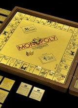 World's Most Expensive Monopoly Set on Display at the Museum of American Finance