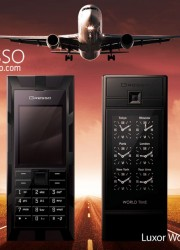 The Time is Money – Gresso Luxor World Time Luxury Phone