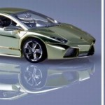Lamborghini Reventon 1/24 Scale Model by Ultima Jewelry