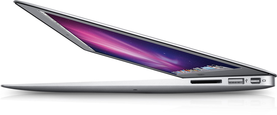 The Future of Laptops – the New MacBook Air