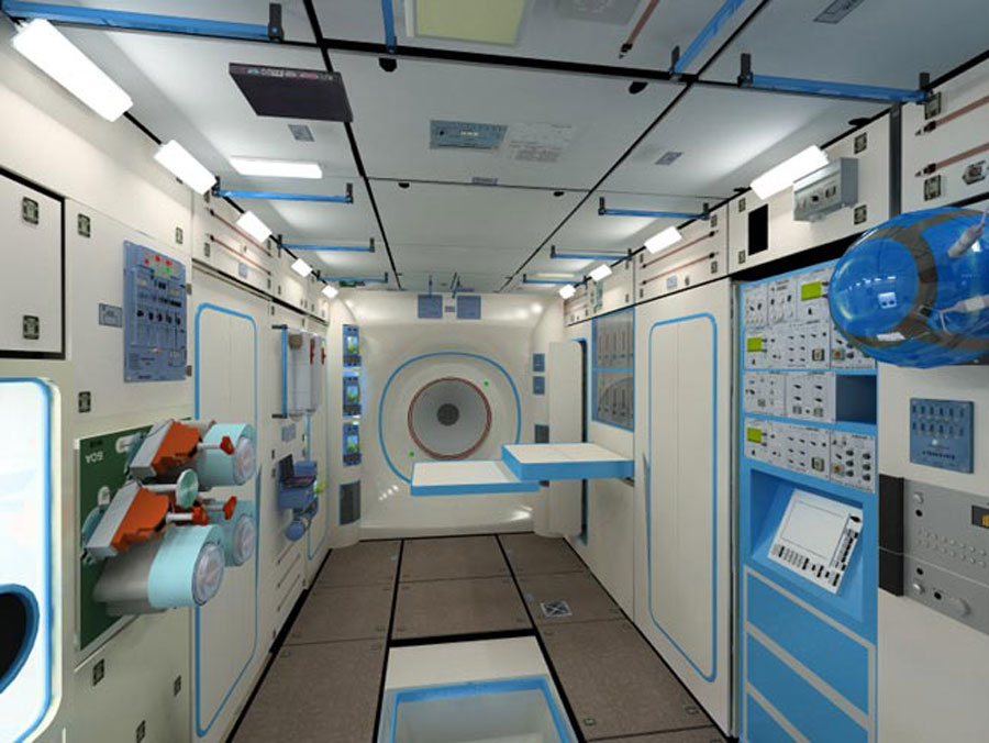 Russia Plans World's First Commercial Space Station ...