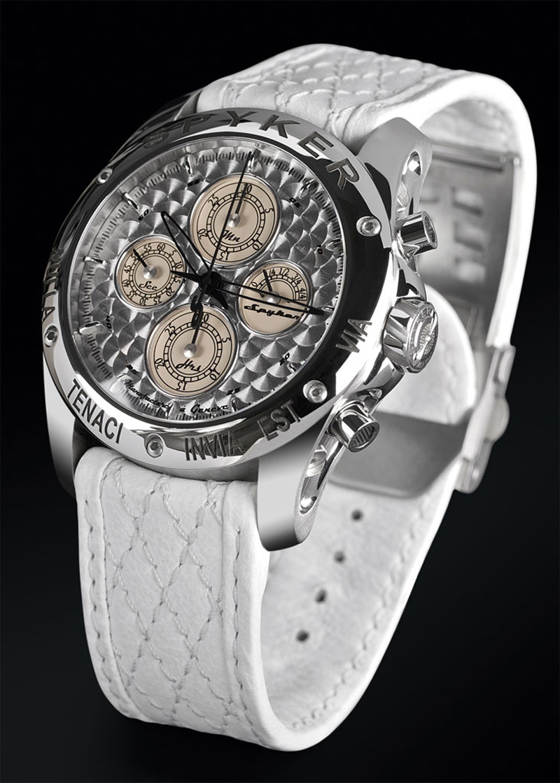 Limited Edition Spyker Watch