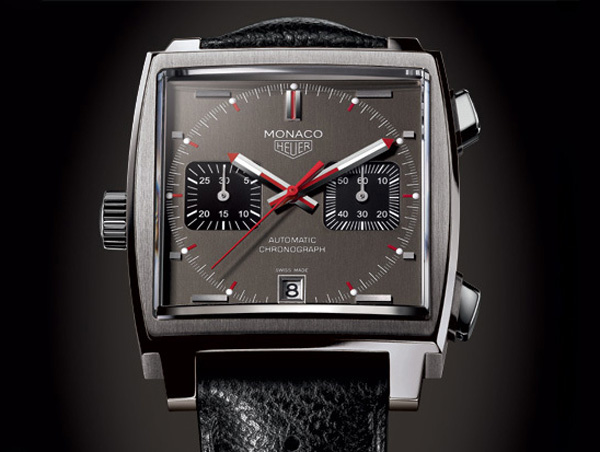 TAG Heuer Monaco Vintage Chronograph