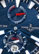 Limited Edition Ulysse Nardin Hammerhead Shark