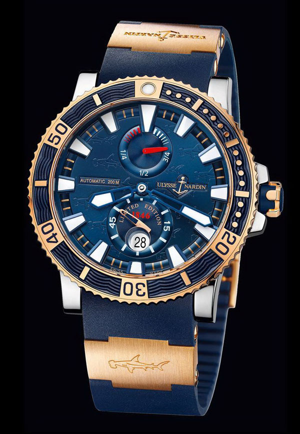 Ulysse Nardin Hammerhead Shark Watch
