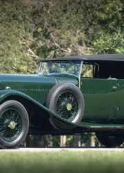 Automobiles of London Auction Achieves Over $30 Million