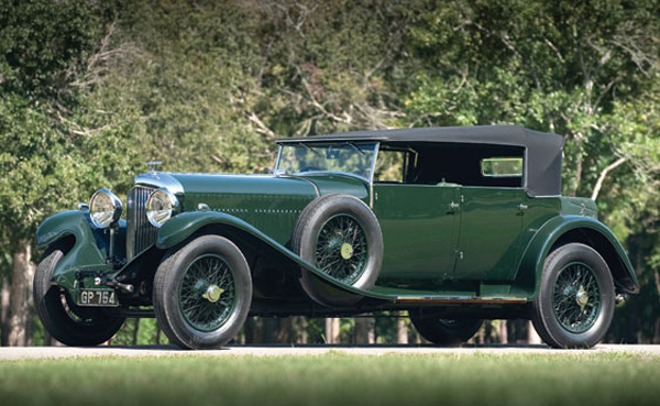 Automobiles of London Auction Achieves Over $30 Million