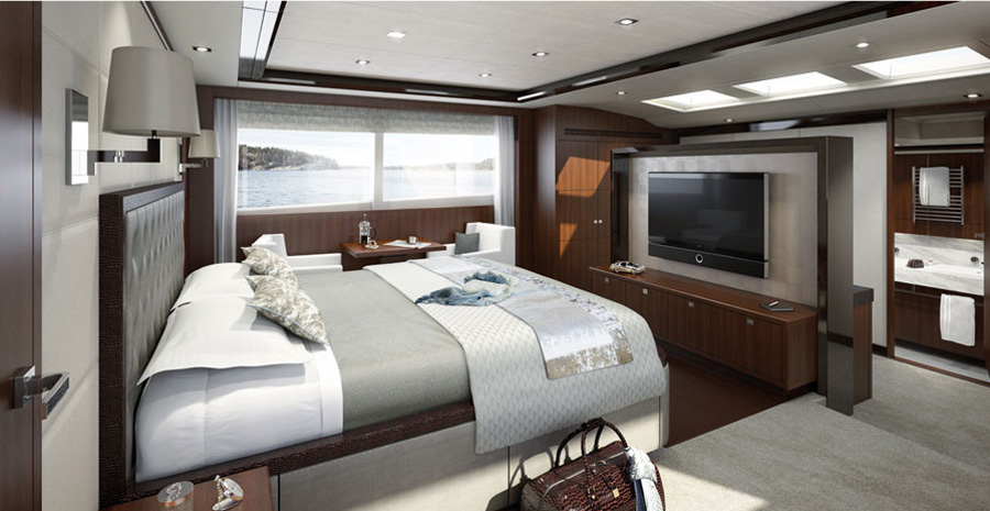 32M Princess Yacht
