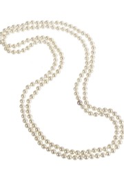 Asprey Long Pearl Necklace
