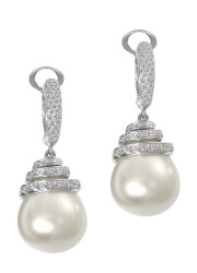 Asprey Pearl Earring