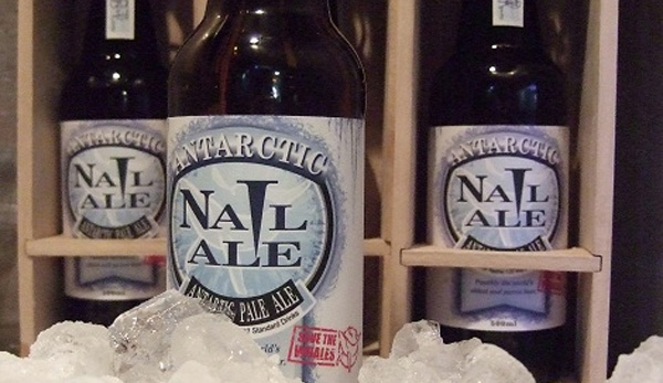 Antarctic Nail Ale - The World's Most Expensive Beer