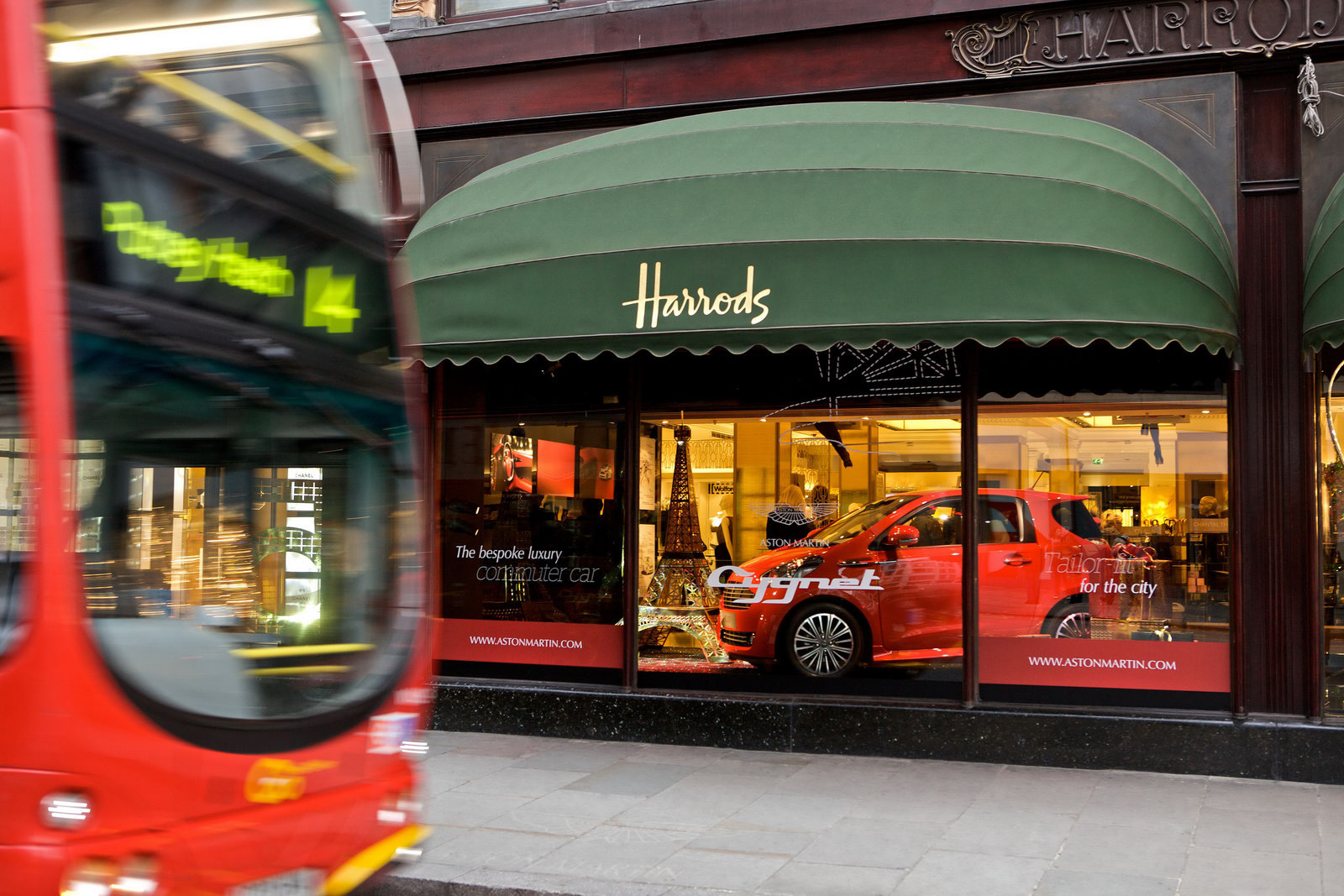 Aston-Martin-Cygnet-at-Harrods-1